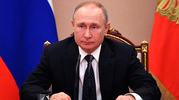 Владимир Путин подписал указ о переносе  даты окончания Второй мировой войны