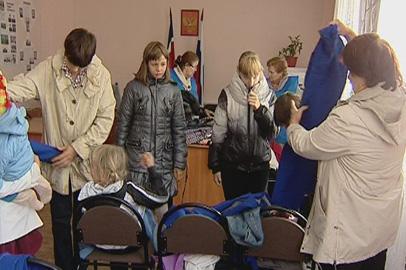 Автобус с вещами для малообеспеченных семей объехал Благовещенский район