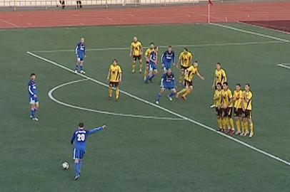 ФК «Амур» впервые проиграл на своем поле