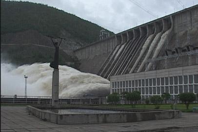 Сразу два ЧП произошли на Зейской ГЭС