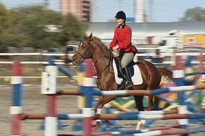 Дорожки благовещенского ипподрома травмируют хабаровских лошадей