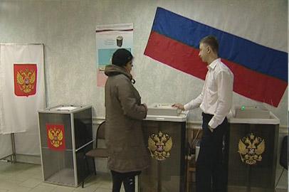 Российские избиратели неохотно шли на выборы