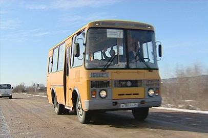 Жители северных поселков Приамурья получили бесперебойное автобусное сообщение