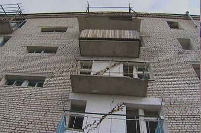 Сковородинцы покидают аварийные дома, однако очередников — тысячи