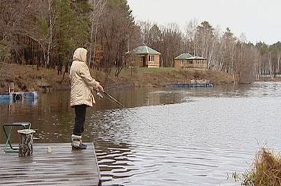В Приамурье оборудуют места для рыбалки