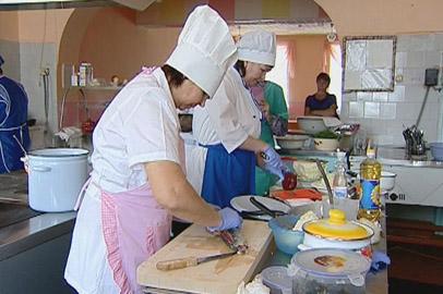 Лучшим школьным поваром стала Ольга Скорик из Гродеково