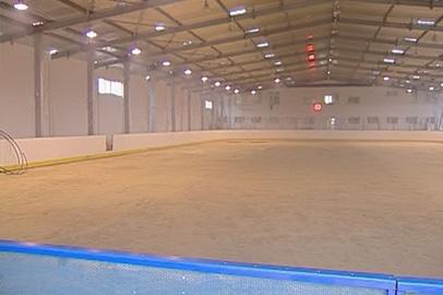 Свободненские хоккеисты смогут тренироваться круглый год