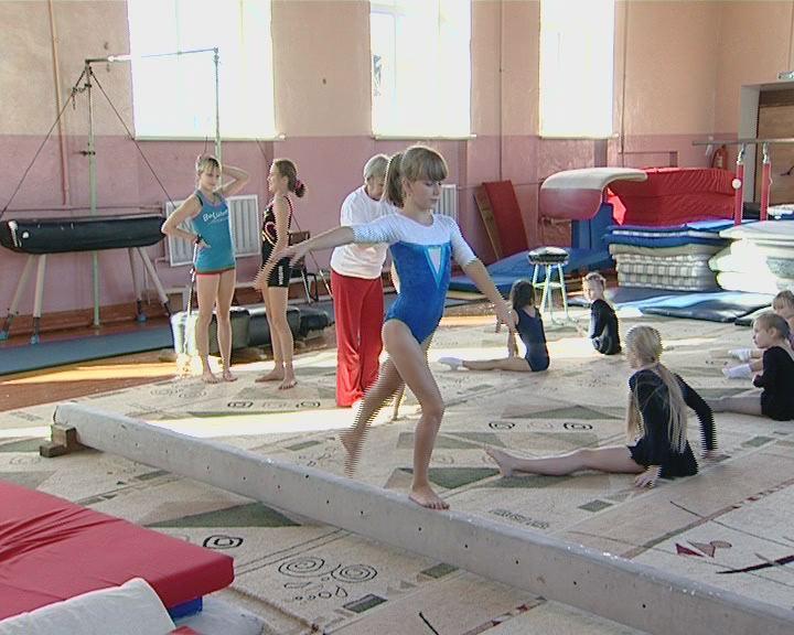 Райчихинские гимнастки – сильнейшие на Дальнем Востоке