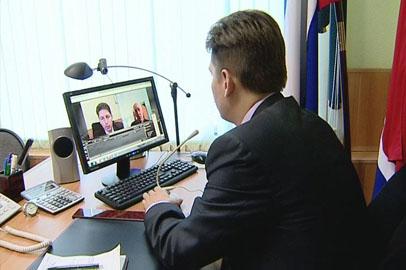 Белогорские сельсоветы отчитываются о своей работе на расстоянии