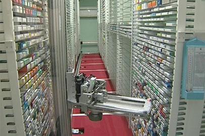 В аптеке Благовещенска появился робот-фармацевт