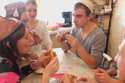 Амурские студенты схлестнулись в кулинарном поединке