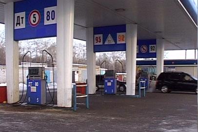 В Приамурье опять подскочила цена на топливо