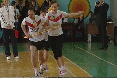 Благовещенская семья стала самой спортивной в Приамурье