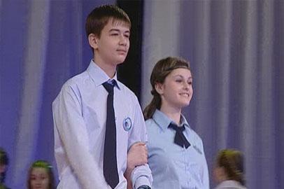 Школьники Благовещенска покажут, как нужно одеваться