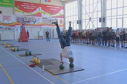 Джиу-джитсу, гиревой спорт и чемпионат по спортивной гимнастике