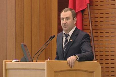 Секретарём регионального отделения «Единой России» вновь избран Николай Савельев