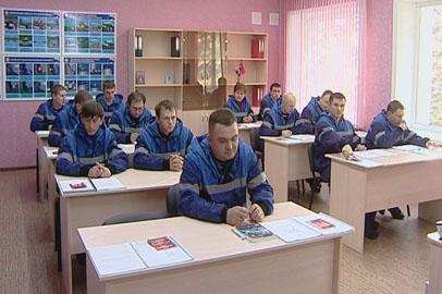 В Белогорске открылся центр для обучения нефтяников