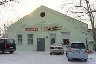 В Октябрьском районе отремонтировали самую большую баню