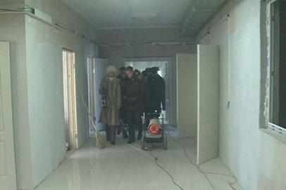 Новая тыгдинская поликлиника сможет обслуживать 150 пациентов в день