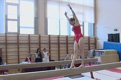 Благовещенские гимнасты победили на областном чемпионате