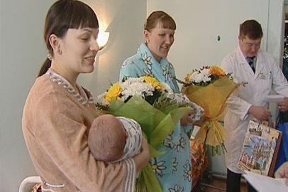 Под этот новый год в Благовещенске родились две девочки