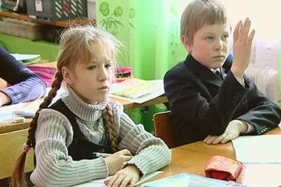У некоторых амурских школьников закончились новогодние каникулы