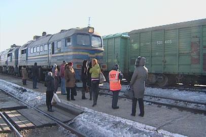Пригородные поезда в Тындинском районе сохранят