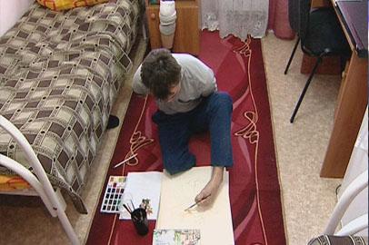 Талантливый инвалид из Приамурья получил московскую прописку
