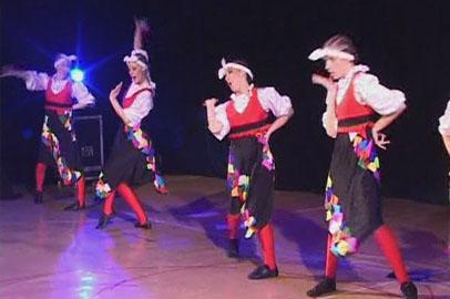 Юные благовещенские танцоры поразили жюри международного проекта