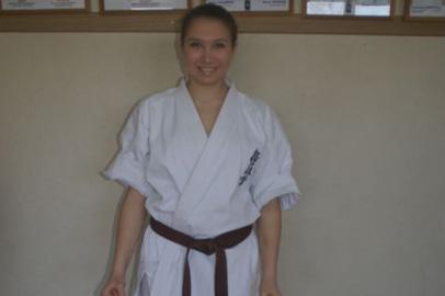 Благовещенка стала серебряным призёром чемпионата США по каратэ киокушинкай
