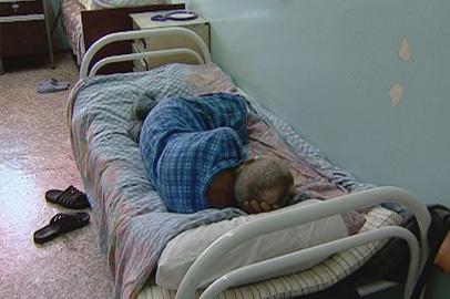 Пациенты областного противотуберкулезного диспансера жалуются на условия содержания