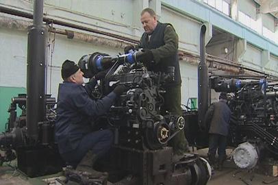 В сотрудничестве с белорусами на «Кранспецбурмаше» выпустили уже более 500 единиц техники