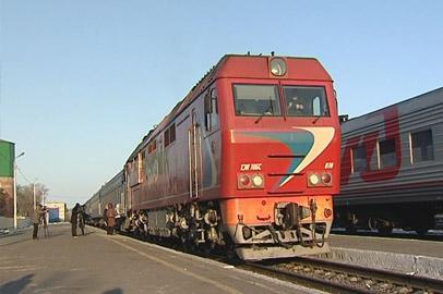 Движение поезда «Белогорск-Благовещенск» продлили на полгода