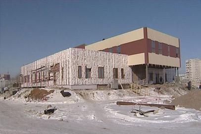 Строители бассейна АмГУ будут работать в две смены, чтобы сдать объект в мае