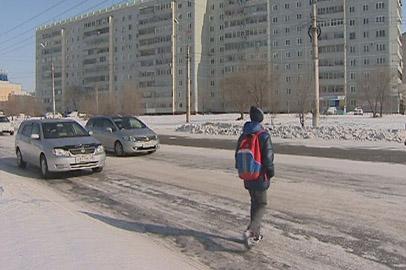 Благовещенцы вновь жалуются на скользкие дороги и тротуары