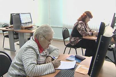 Благовещенские бабушки сошлись в виртуальном многоборье