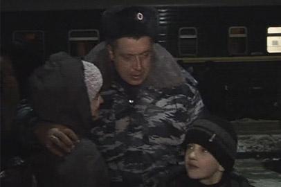 Тридцать амурских полицейских отправились в Чечню