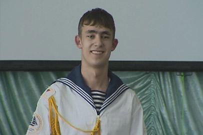 Благовещенским «Кавалером года» стал курсант Морского университета