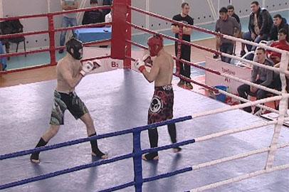 В Приамурье впервые прошёл чемпионат по смешанному единоборству