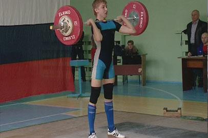 Амурские тяжелоатлеты определили сильнейших