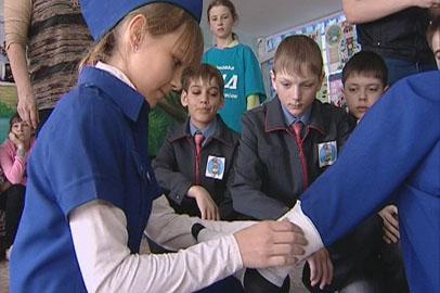 Амурские ЮИДовцы готовы оказать первую помощь раненым