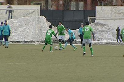 Юные благовещенские футболисты борются за лидерство на Дальнем Востоке