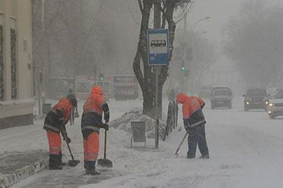 В Приамурье неожиданно вернулась зима