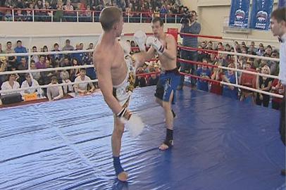 В Благовещенске прошел фестиваль боевых искусств