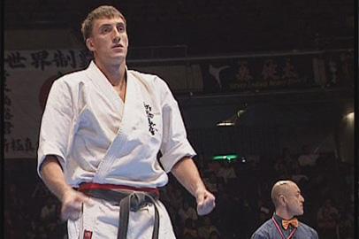 Благовещенский каратист Роман Нестеренко завоевал «бронзу» на Чемпионате мира