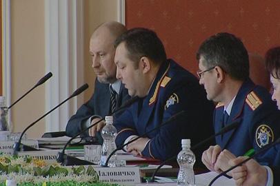 В амурском правительстве обсудили вопросы детской безопасности