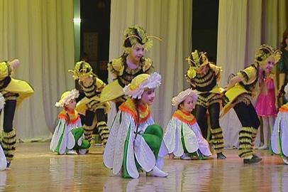 В Благовещенске проходит танцевальный конкурс «Весеннее двиЖЖЕНИЕ»