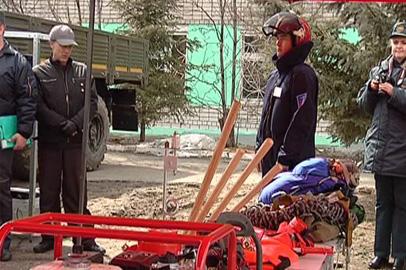 В Приамурье оставили один штаб по борьбе с лесными пожарами