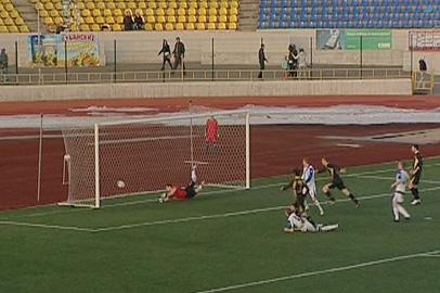 Футболисты «Амура» одержали в первом матче года победу