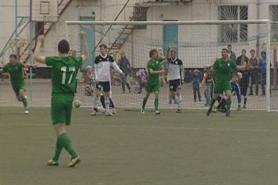 «Белогорск» всухую обыграл благовещенцев в стартовавшем первенстве ДВ по футболу